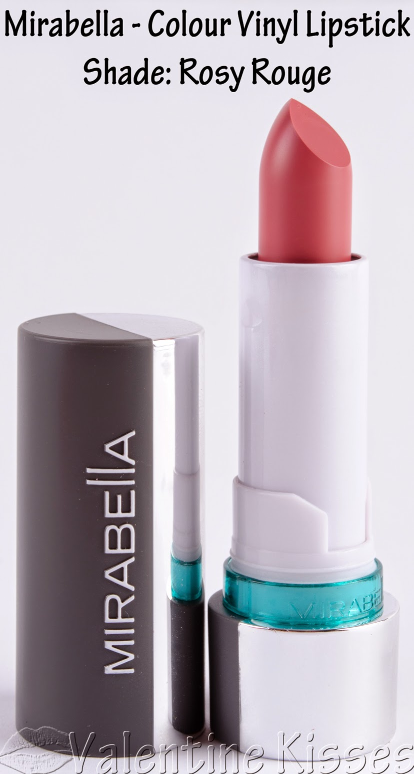 Watch Mirabella Colour Vinyl Lipstick video