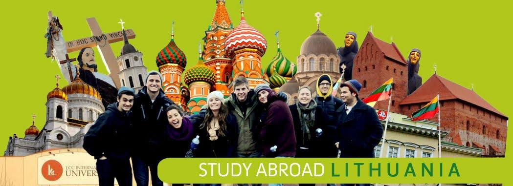 Study Abroad Lithuania