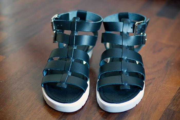sandali moda estate 2014