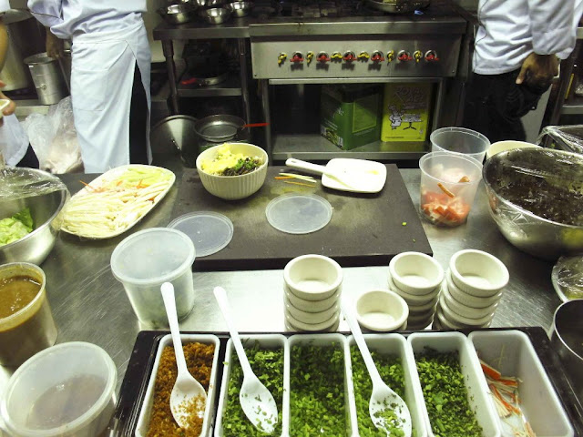 Restaurant Kitchen