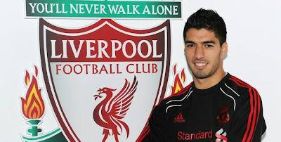 Liverpool Tidak Akan Jual Luis Suarez