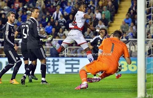 Video Full Match Rayo Vallecano vs Real Madrid 0-2 Liga BBVA Matchday 30