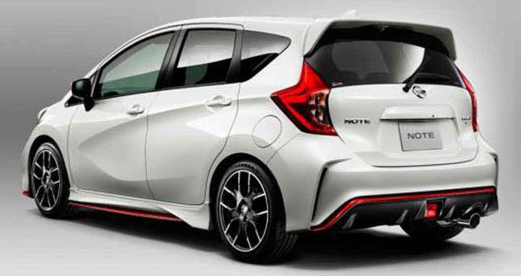 2016 nissan note review interior specs cars news and. Black Bedroom Furniture Sets. Home Design Ideas