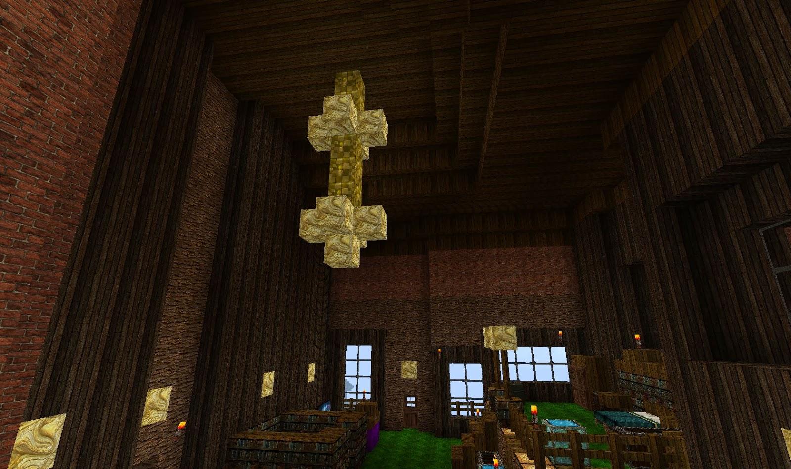 Jd S Gaming Blog Minecraft Creations The Brick Mansion
