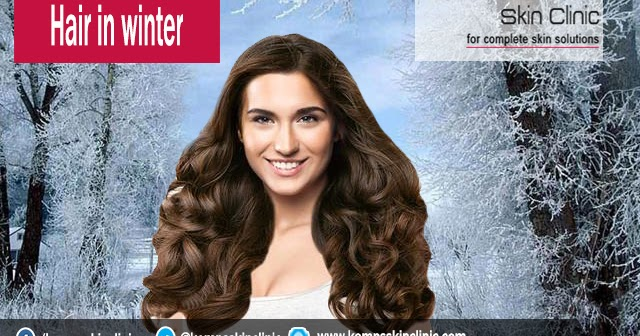 How To Manage Your Winter Hair' Problems