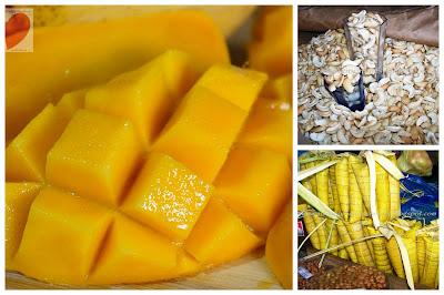 Antipolo City Delicacies Mangga Kasuy Suman