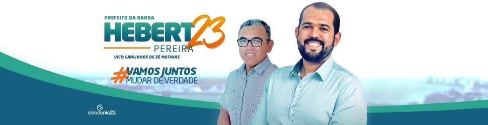 Hebert Pereira - Candidato a Prefeito da Barra dos Coqueiros
