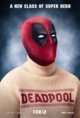 Deadpool New Movie Poster 1
