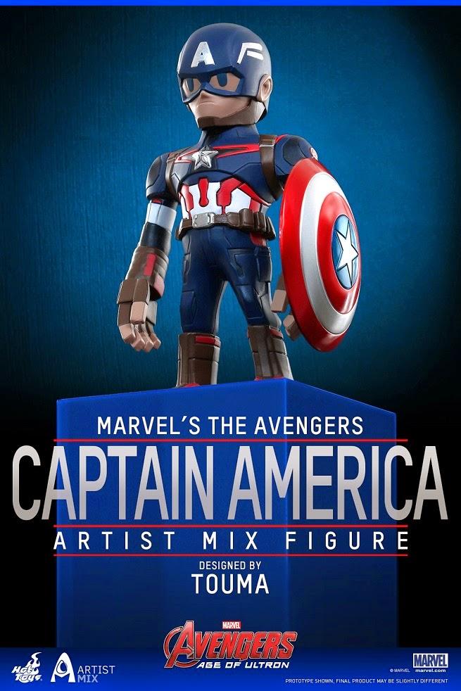 Action Figures: Marvel, DC, etc. - Página 2 Hot-toys---avengers---age-of-ultron---artist-mix-figures-designe-121042