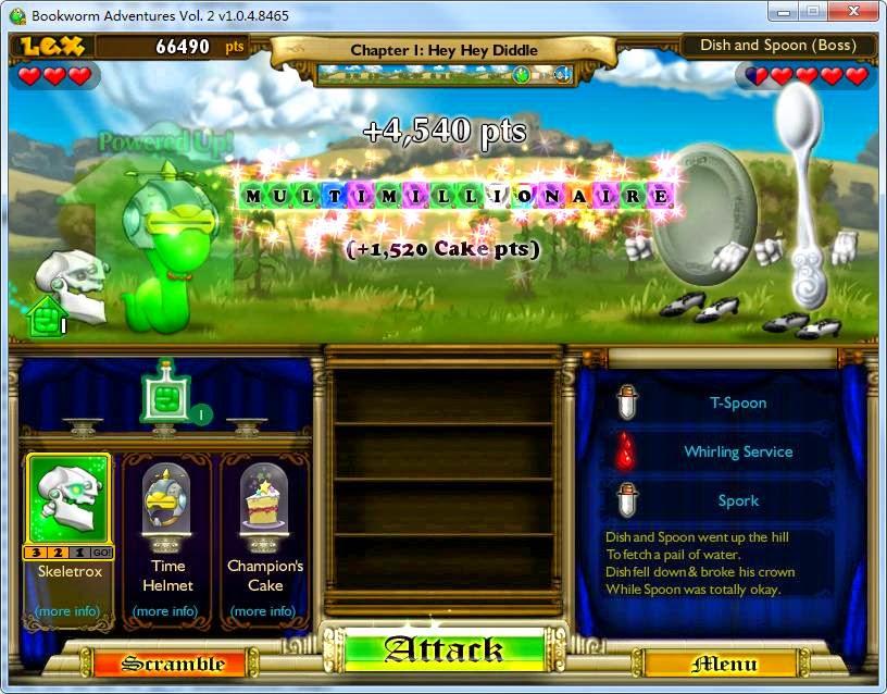 Bookworm Adventures Download PC
