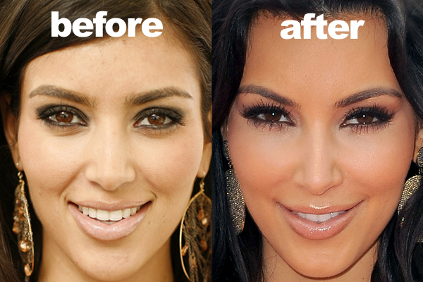 Kim Kardashian Planning Plastic Surgery Boob Lift: What?