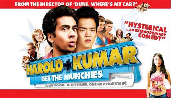 harold and kumar get the munchies