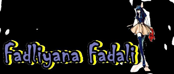 fadliyana m.fadali