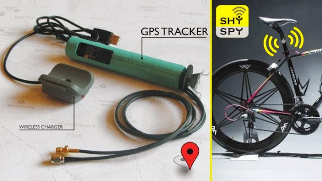 Coolest Smartphone Bike Locks and Trackers (15) 6