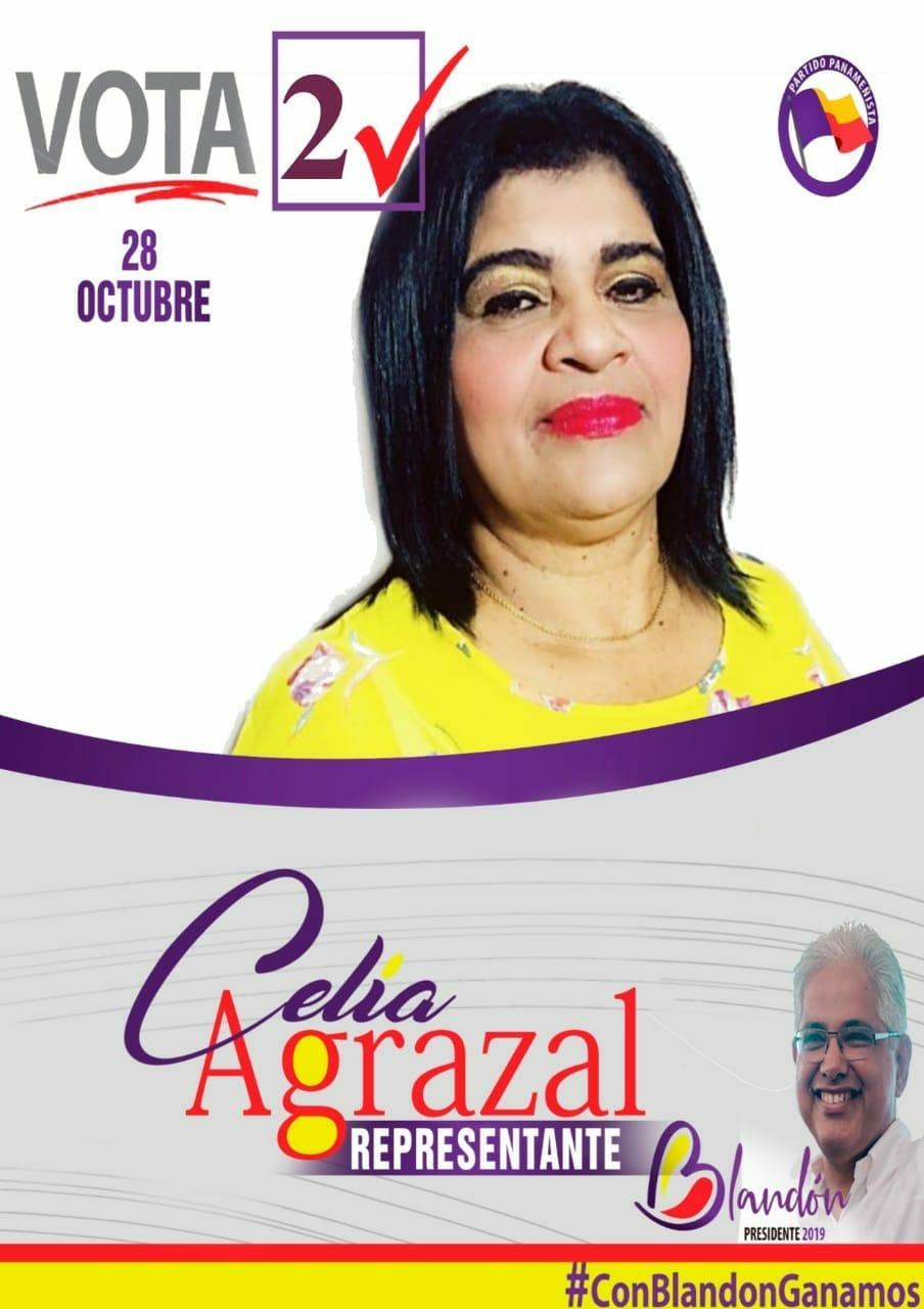 CELIA  AGRAZAL
