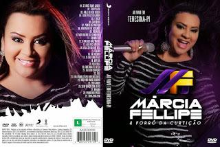 DVD Márcia Fellipe – Ao Vivo Em Teresina-PI (2015)