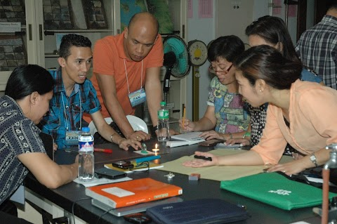 NISMED conducts National Training of Trainers for Grade 10 Science Trainers