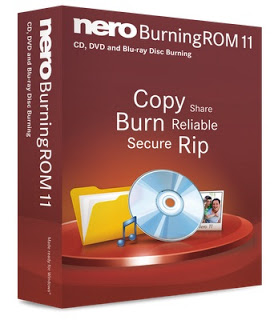 nero 11 free download full version with crack