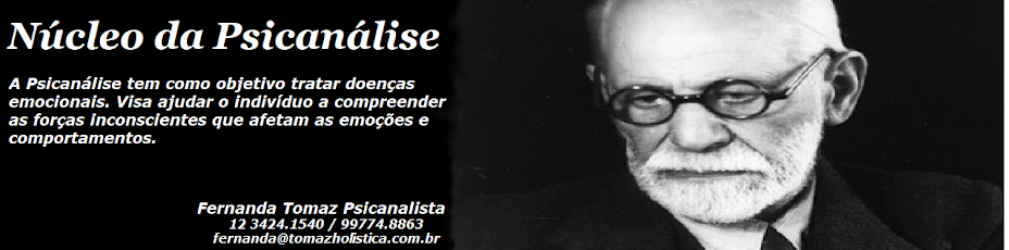 Psicanálise Em Taubaté Fernanda Tomaz