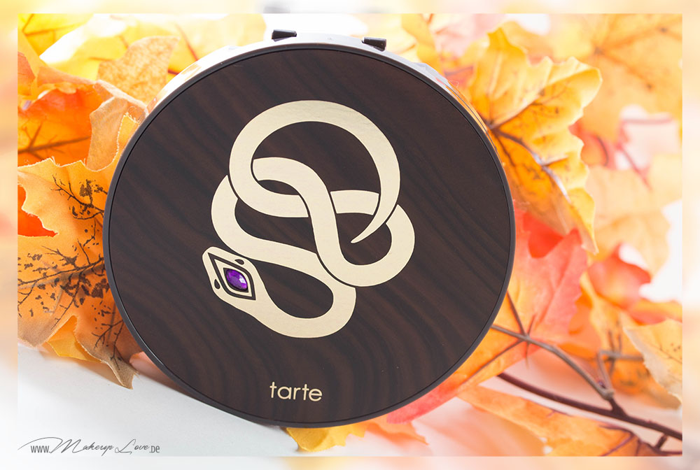 tarte rainforest after dark palette