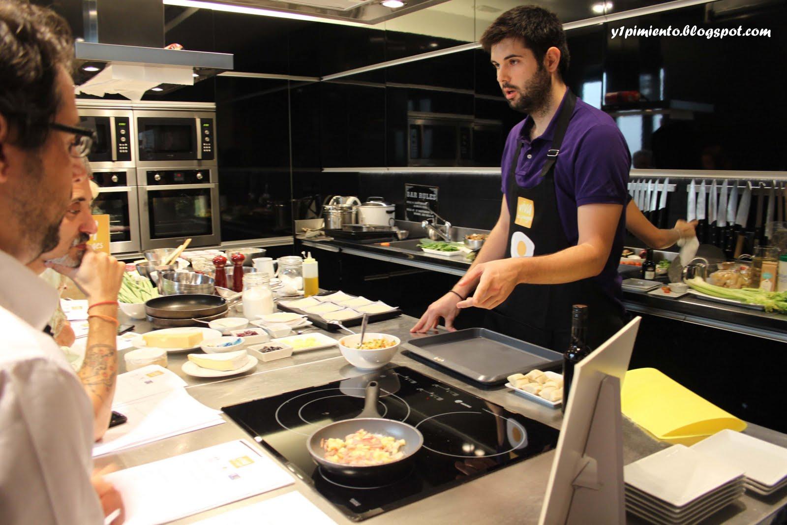 Y un pimiento final concurso champion cheese canal cocina for Canal cocina concursos