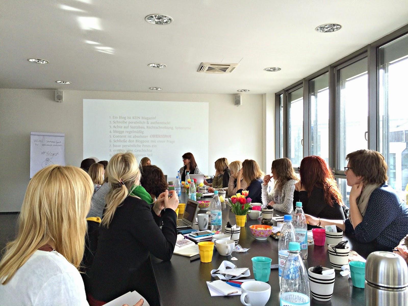 BLOGST Basis Workshop Köln