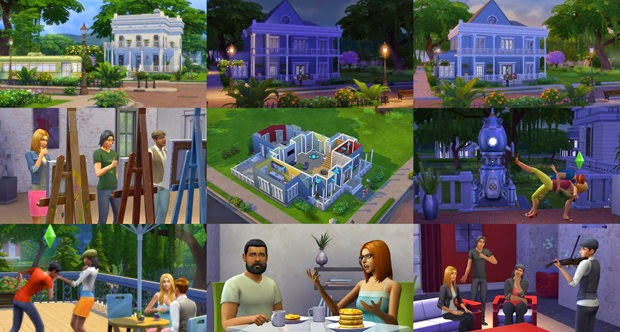 The Sims 4 Deluxe Edition   File Size: 8.3 GB Single Link   FREE ...