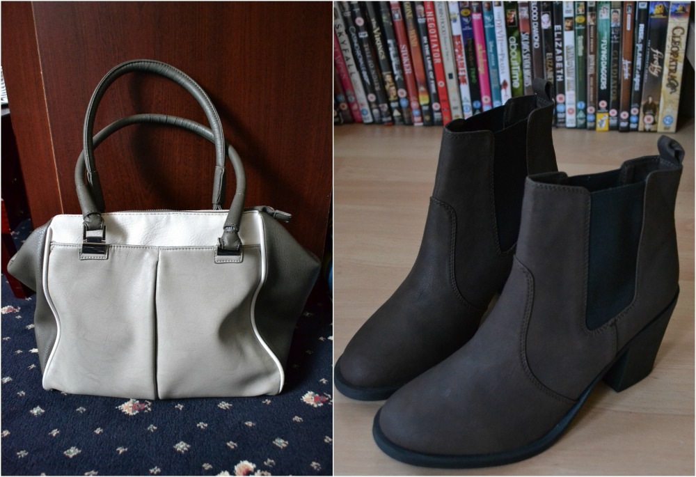 next handbag H&M ankle boots