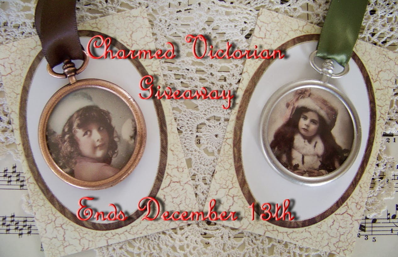 Charmed Victorian Give Away