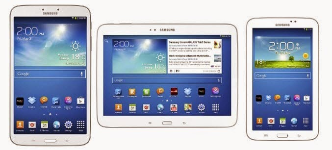 galaxy tab specs and video tips