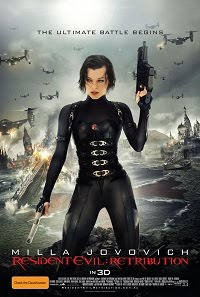 Resident Evil: Retribution (2012) BRRip 650mb MKV