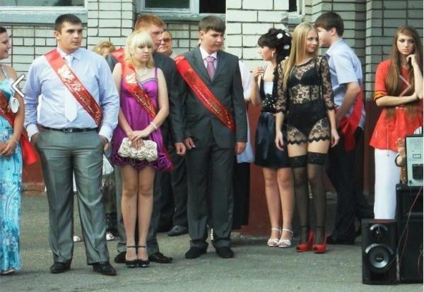 Фото школьниц которые повергнут в шок