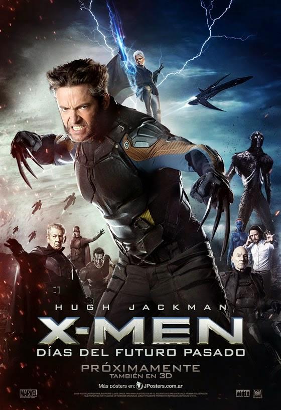 X-Men. Días del Futuro Pasado. Poster