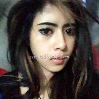 Foto Selfie Indri Barbie Terbaru