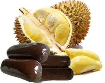 Recipe And How To Make Lempok Durian Simple Recipes By Mia