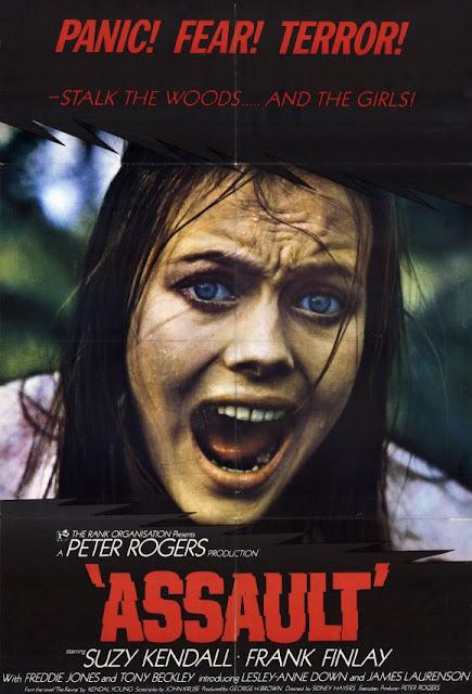 Pánico en el Bosque [Assault] | 1971 | VOSE | MEGA
