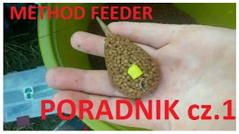 Method feeder- Poradnik