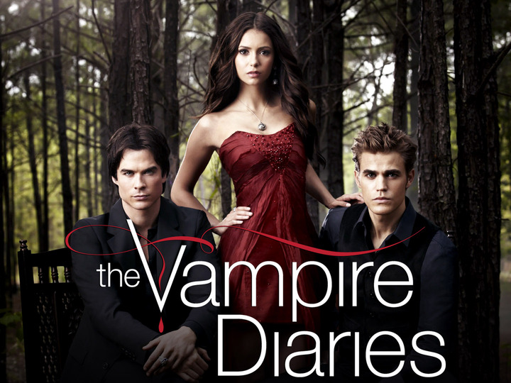 how to watch vampire diaries live online