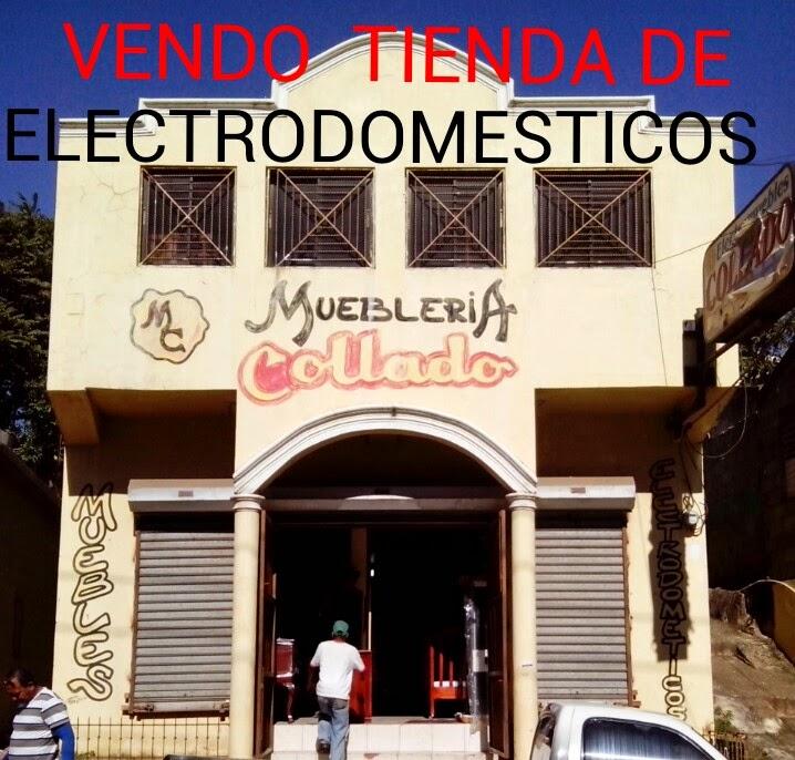 Martín Collado Vende tienda de.Electrodomésticos