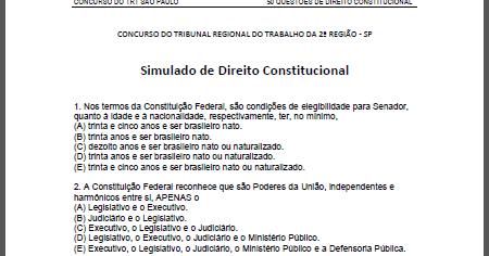 Questões de concursos direito administrativo pdf