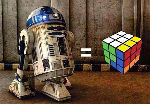 R2 D2 (Rubik)