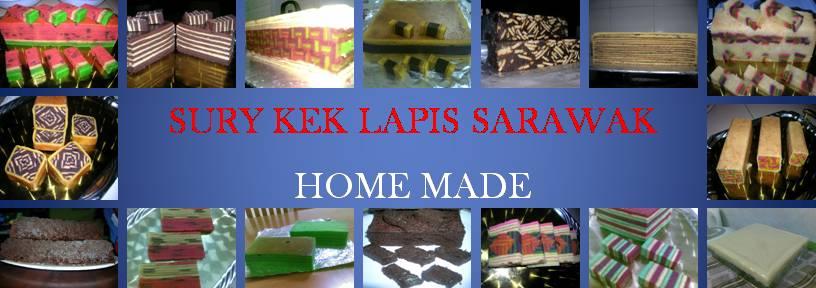 Sury Kek Lapis Sarawak