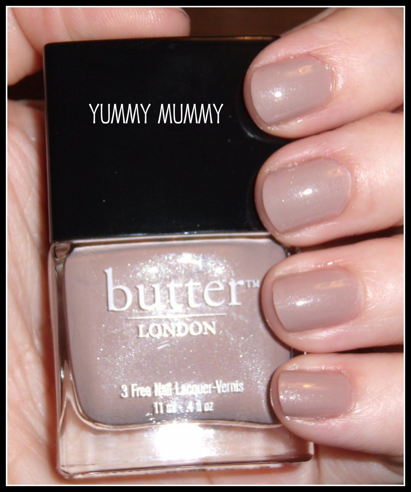 Butter London SHOP GIRL This is my absolutely favorite nail polish