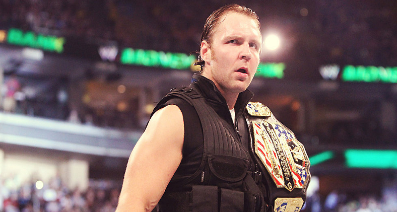 Dean Ambrose Hd Free Wallpapers