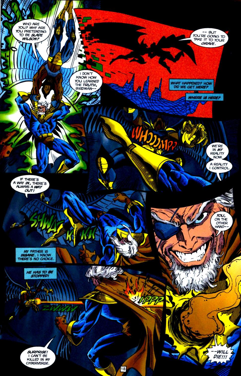 Deathstroke (1991) Issue #51 #56 - English 19