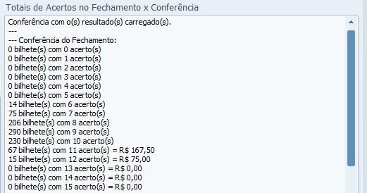 conferencia lotofacil 0898 Resultados de loterias: concurso 0898 da lotofácil