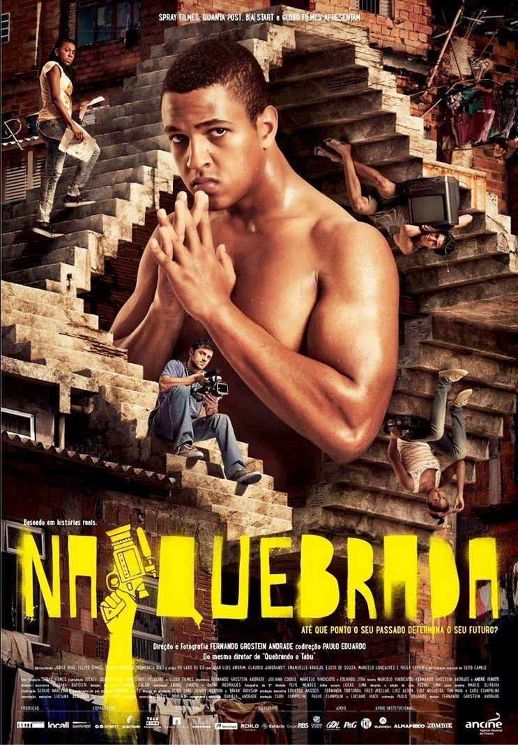 Baixar Filme Na Quebrada   Nacional Download