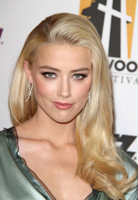 Amber Heard Sexy Cute Photos