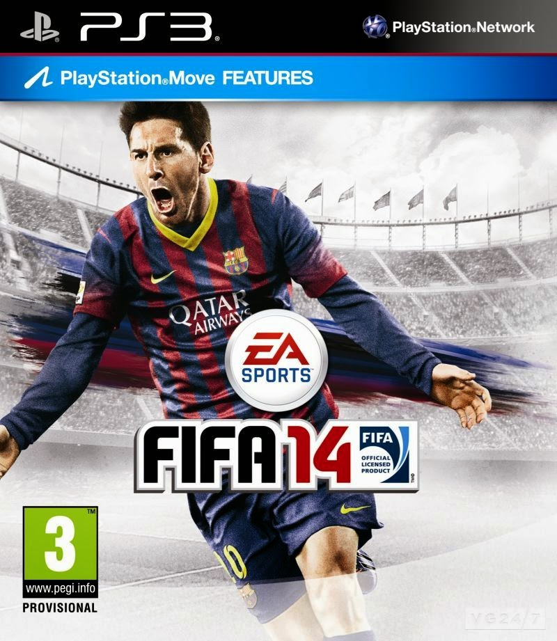 TRICK And TIPS FIFA 14 PS3 Bahasa Indonesia
