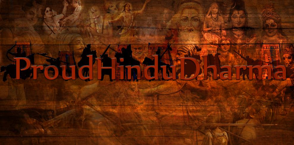 PROUD HINDU DHARMA